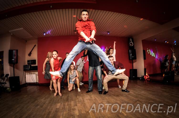 Andrzejki 2012 w Szkole Tańca Bailamos 10