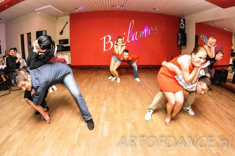 Andrzejki 2012 w Szkole Tańca Bailamos 12