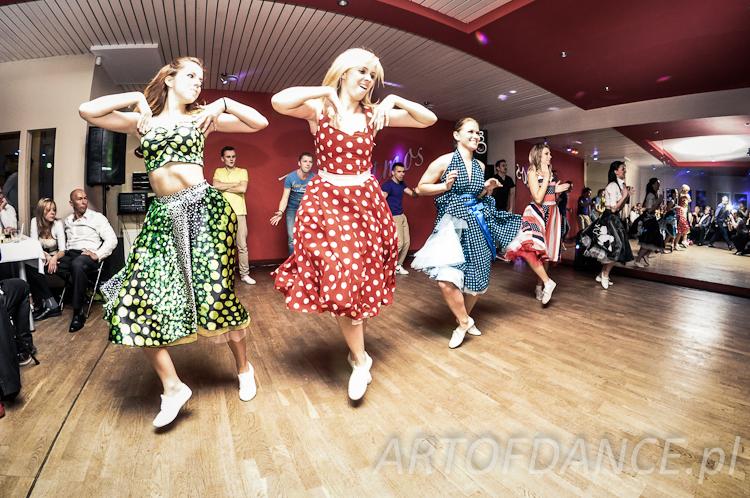 Andrzejki 2012 w Szkole Tańca Bailamos 24