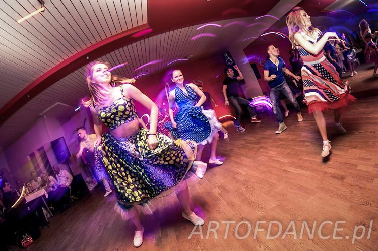 Andrzejki 2012 w Szkole Tańca Bailamos 28