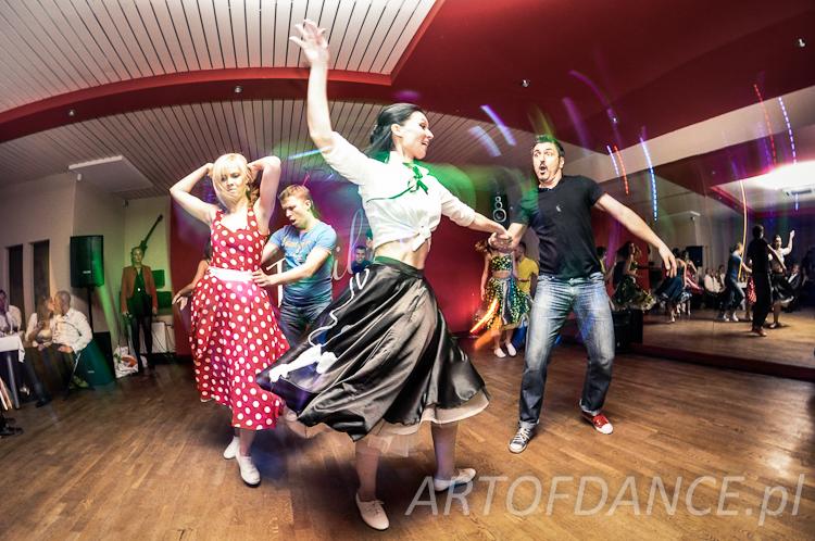 Andrzejki 2012 w Szkole Tańca Bailamos 34