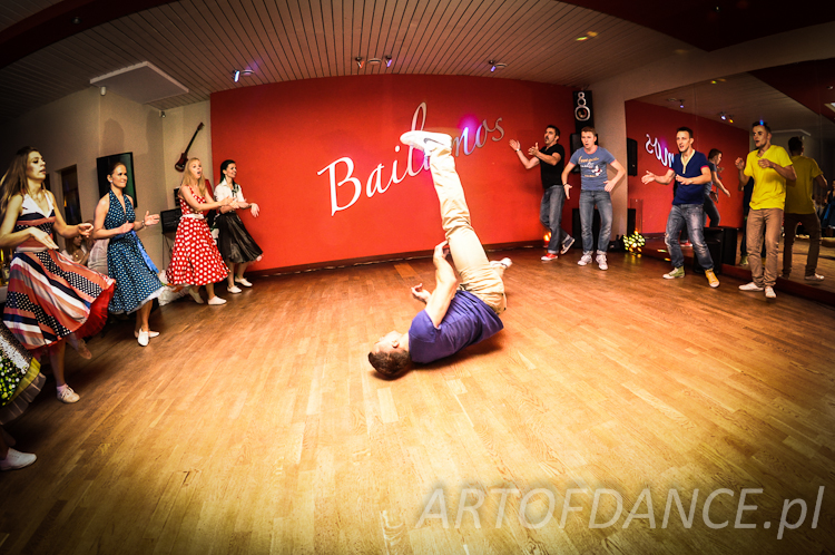 Andrzejki 2012 w Szkole Tańca Bailamos 37