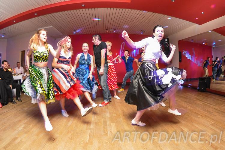 Andrzejki 2012 w Szkole Tańca Bailamos 41