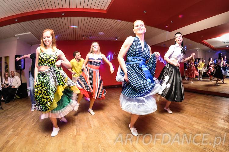 Andrzejki 2012 w Szkole Tańca Bailamos 42