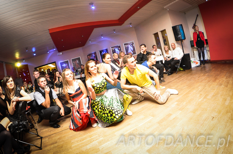Andrzejki 2012 w Szkole Tańca Bailamos 44