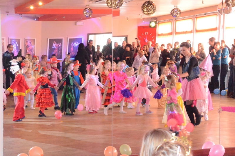 Bal Taneczny dla dzieci w Szkole Tańca Bailamos 02