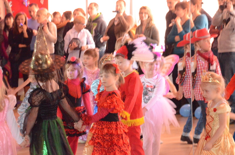Bal Taneczny dla dzieci w Szkole Tańca Bailamos 03