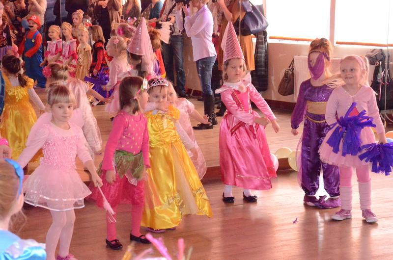 Bal Taneczny dla dzieci w Szkole Tańca Bailamos 06