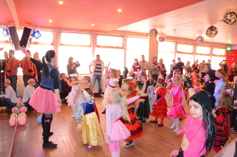 Bal Taneczny dla dzieci w Szkole Tańca Bailamos 09