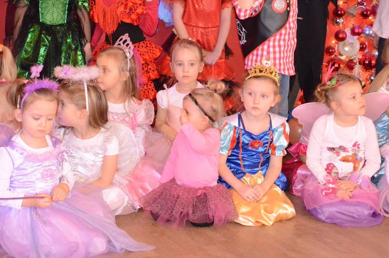 Bal Taneczny dla dzieci w Szkole Tańca Bailamos 11