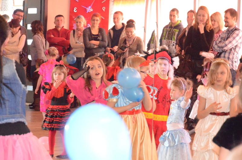 Bal Taneczny dla dzieci w Szkole Tańca Bailamos 22