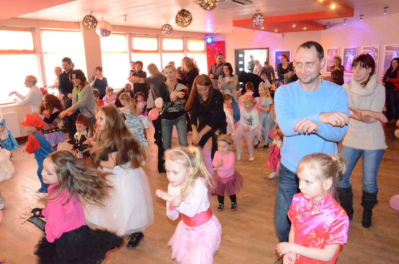 Bal Taneczny dla dzieci w Szkole Tańca Bailamos 24
