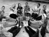 Lazybones - taniec hip hop - trener grupy Kasia Bień