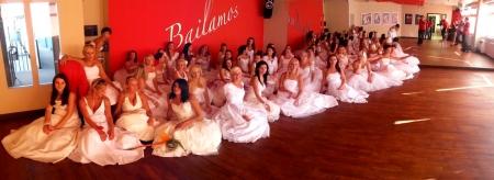 Panny Młode w Studiu Tańca Bailamos