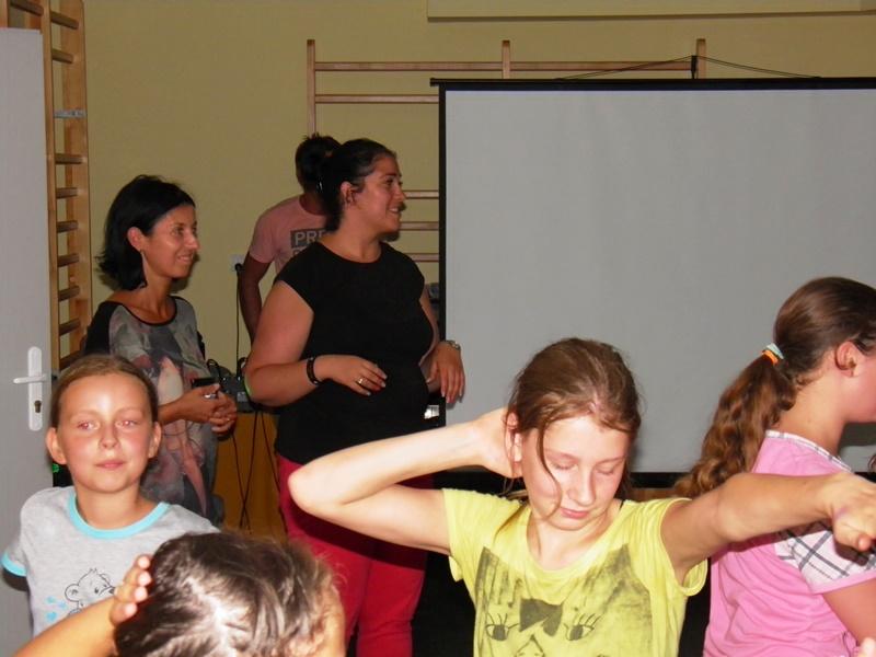 Zabawa dla dzieci Pidżama Party 9