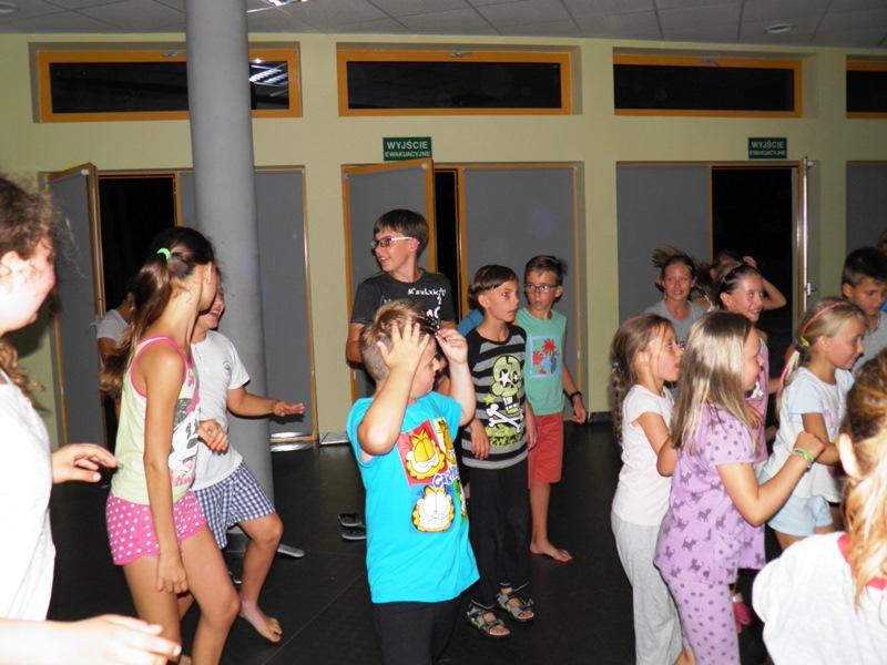 Zabawa dla dzieci Pidżama Party 25