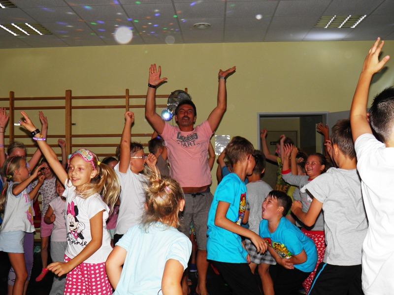 Zabawa dla dzieci Pidżama Party 35