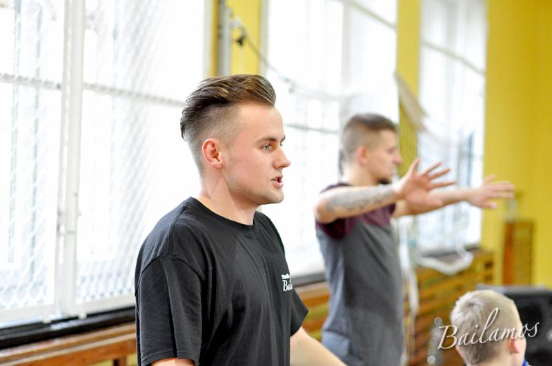 Hip Hop - warsztaty z Shevą w Studiu Tańca Bailamos 010