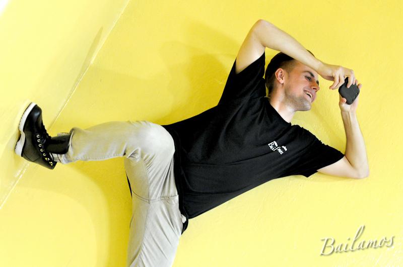 Hip Hop - warsztaty z Shevą w Studiu Tańca Bailamos 023