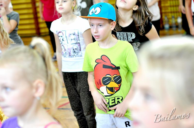 Hip Hop - warsztaty z Shevą w Studiu Tańca Bailamos 047