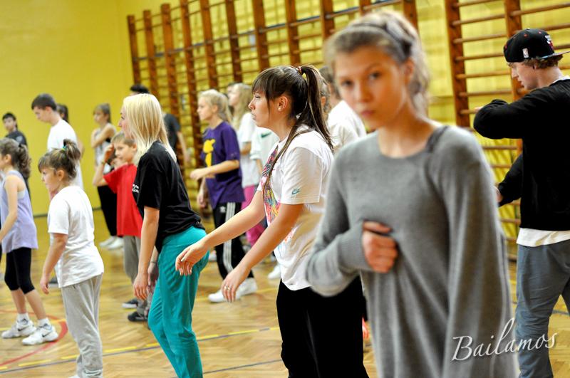 Hip Hop - warsztaty z Shevą w Studiu Tańca Bailamos 061