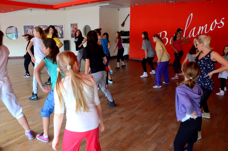 Warsztaty Hip Hop Studio Tańca Bailamos 3