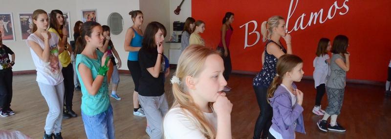 Warsztaty Hip Hop Studio Tańca Bailamos 4