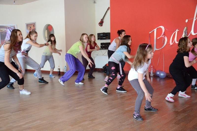Warsztaty Hip Hop Studio Tańca Bailamos 7