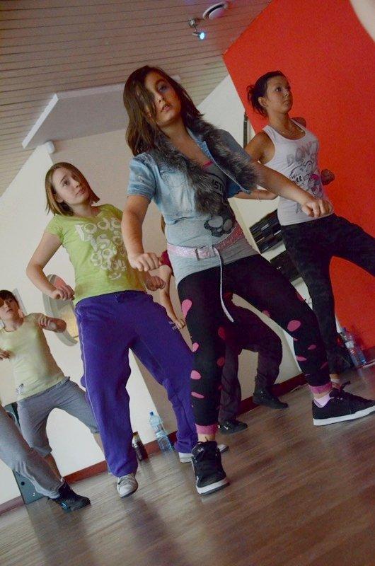 Warsztaty Hip Hop Studio Tańca Bailamos 11