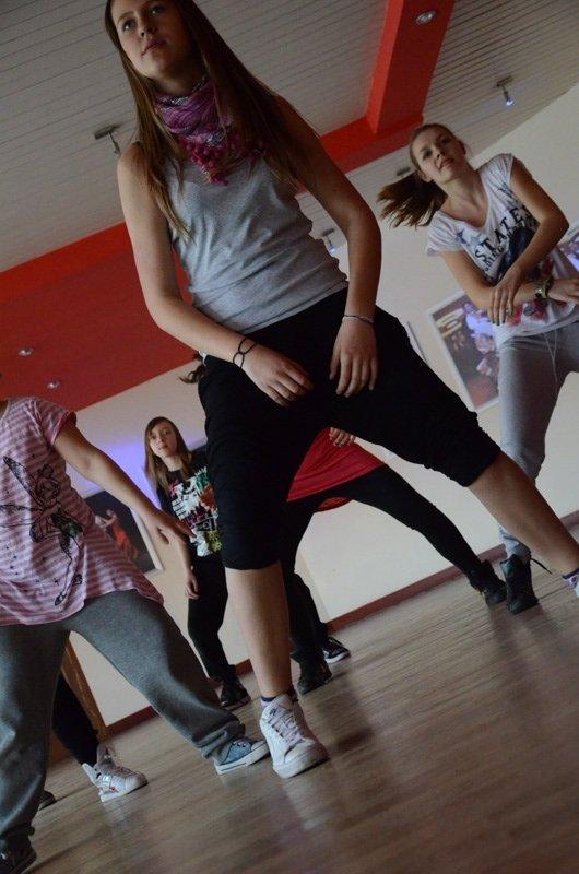 Warsztaty Hip Hop Studio Tańca Bailamos 12