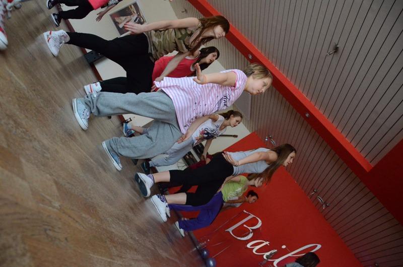 Warsztaty Hip Hop Studio Tańca Bailamos 13