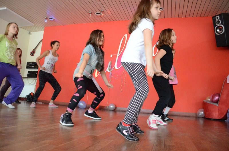 Warsztaty Hip Hop Studio Tańca Bailamos 16