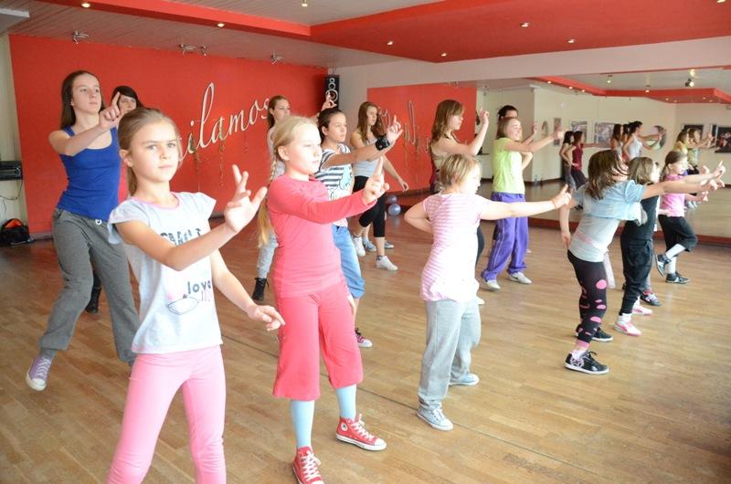 Warsztaty Hip Hop Studio Tańca Bailamos 23