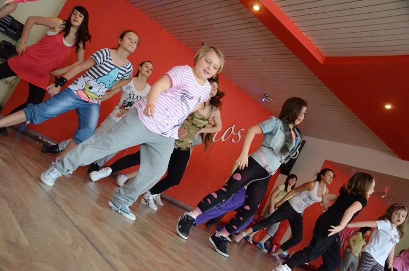 Warsztaty Hip Hop Studio Tańca Bailamos 29