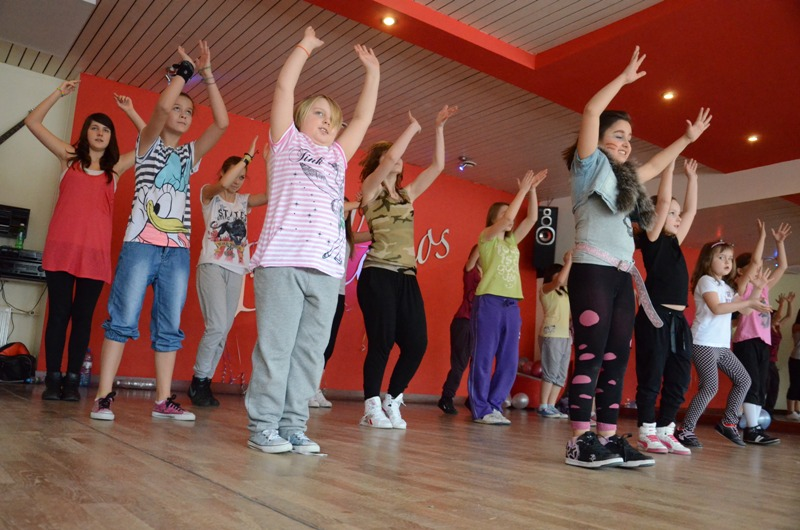 Warsztaty Hip Hop Studio Tańca Bailamos 33