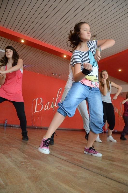 Warsztaty Hip Hop Studio Tańca Bailamos 34