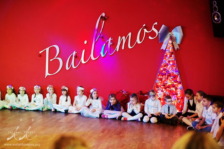 Bailamos Wigilia 2012 - Hip Hop, Taniec Towarzyski, Balet, Taniec Estradowy 1