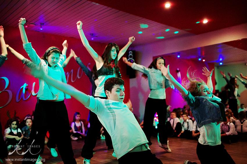 Wigilia w Bailamos Pokazy Tańca hip hop, towarzyski Break Dance 15