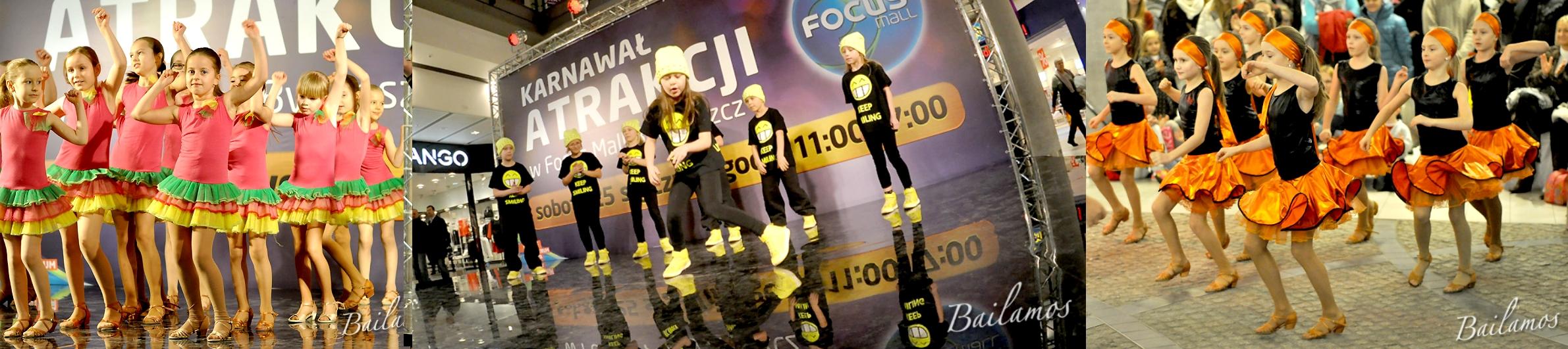 Karnawał Atrakcji Focus Bydgoszcz