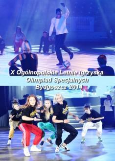 Olimpiada Specjalna 2014 Otwarcie Igrzysk - Szkoła Tańca Bailamos