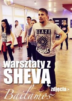 Maciej Sheva Mołdoch w Bailamos
