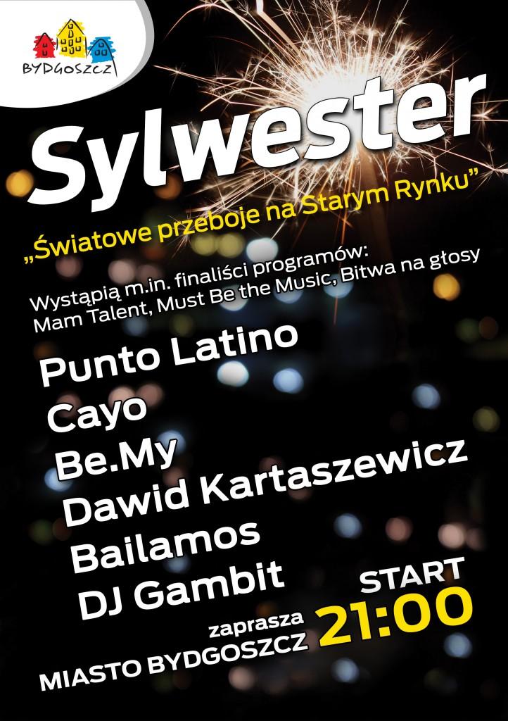 Sylwester w Bydgoszczy