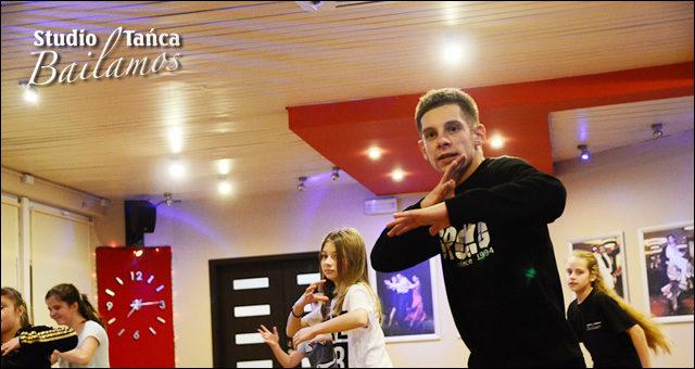 Łukasz Kukulski – zajęcia w Bailamos