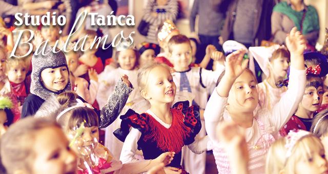 Przebierany Bal Karnawałowy dla dzieci