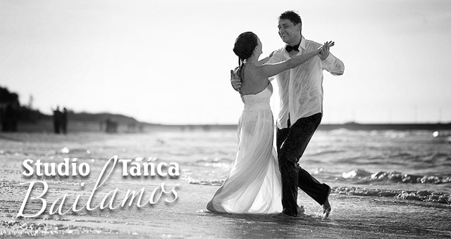 Pierwszy taniec – kurs dla nowożeńców w Bailamos