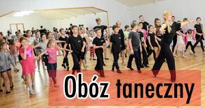 Obóz taneczny – karta kwalifikacyjna
