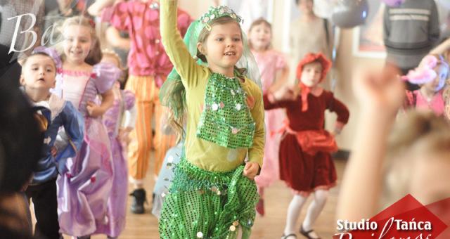 Bale Karnawałowe dla dzieci