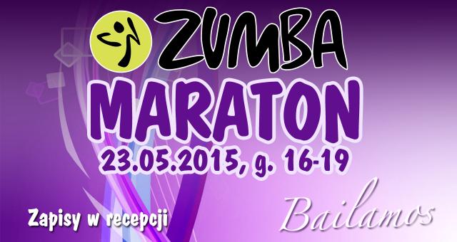 Maraton Zumby w Bailamos