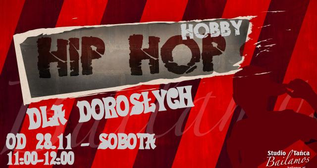 Hip Hop Hobby dla dorosłych