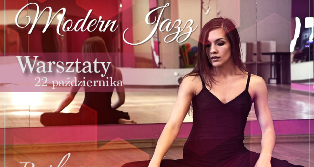 Warsztaty Modern Jazz w Bailamos